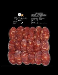 Bolsa Chorizo ibérico envasado al vacío 130 gr. aprox.