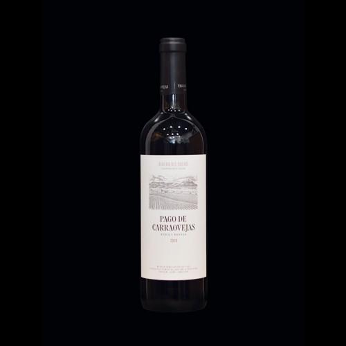 vino tinto pago de carraovejas 2018