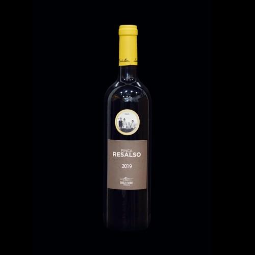 Comprar online Vino tinto Finca Resalso 2019